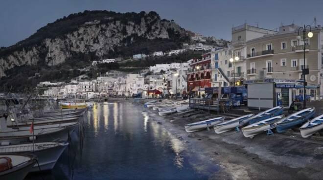 Capri. Posti barca ridotti: accesa discussione in consiglio comunale