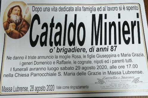 cataldo minieri massa