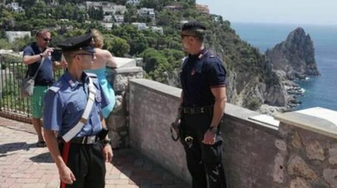 Controlli anti-Covid a Capri, multati un ristorante e un albergo