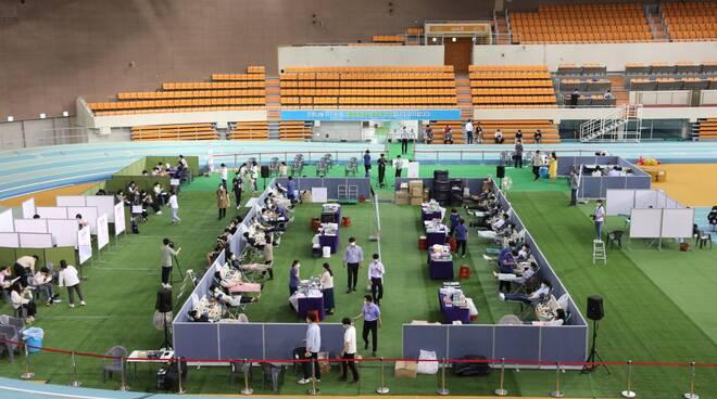 donazione plasma Shincheonji