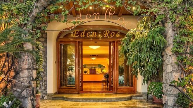 Eden Roc Positano 50 anni di storia di albergo a Positano
