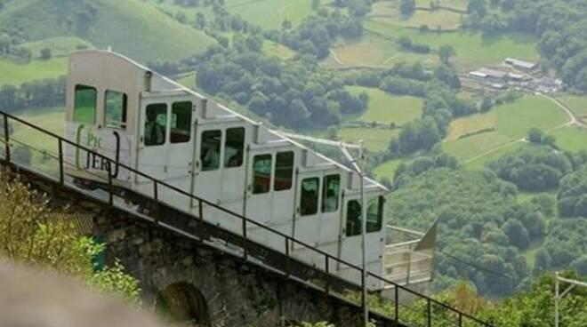 Funicolare per Lourdes