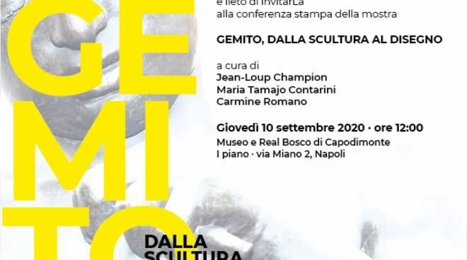 Gemito - Locandina -  Invito