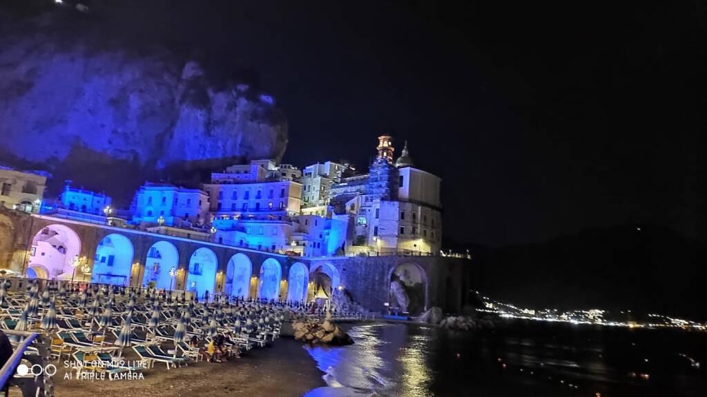"""Grande successo per """"Azzurro – La Festa del Mare di Atrani"""""""