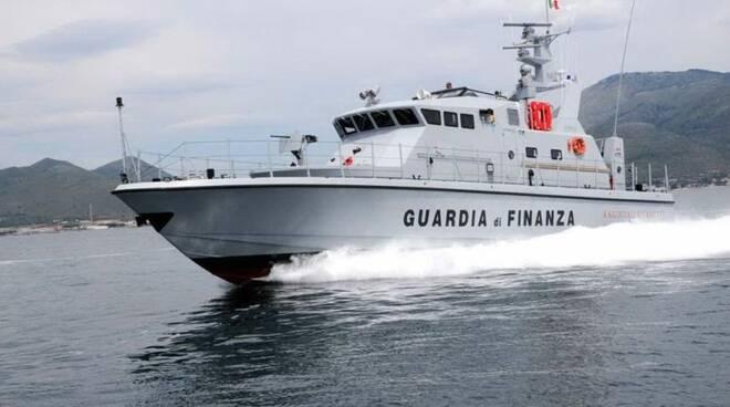 Guardia di Finanza di mare