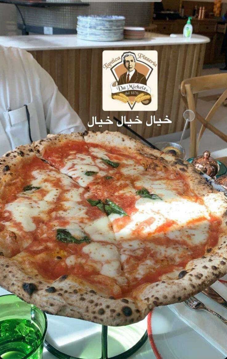 L'antica pizzeria da Michele Al Khobar: la prima apertura post lockdown è in Arabia Saudita