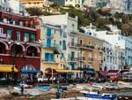 La strana estate di Capri su Vogue