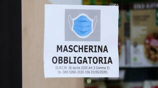 mascherina obbligatoria
