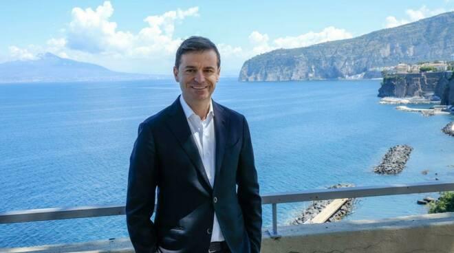 Massimo Coppola candidato sindaco