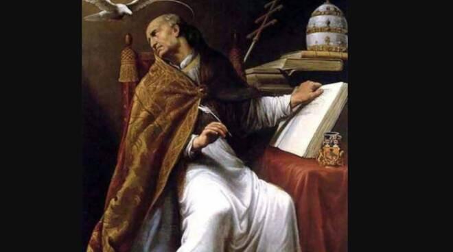 Oggi la Chiesa festeggia San Gregorio Magno