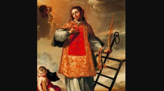 Oggi la Chiesa festeggia San Lorenzo
