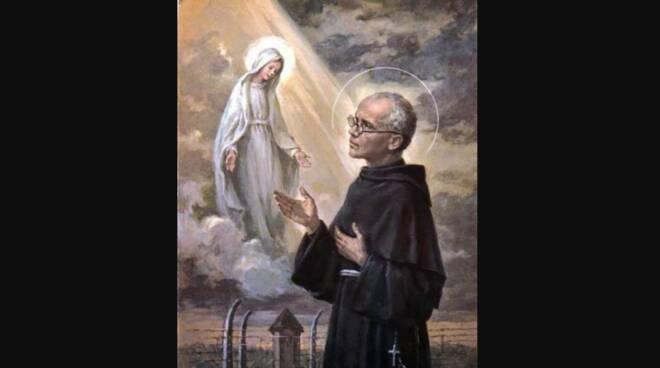 Oggi la Chiesa festeggia San Massimiliano Maria Kolbe
