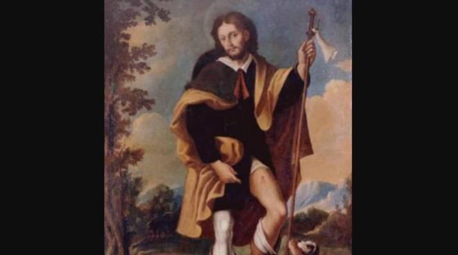 Oggi la Chiesa festeggia San Rocco