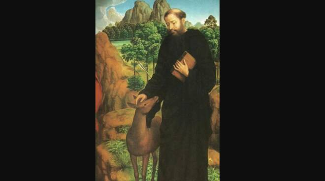 Oggi la Chiesa festeggia Sant'Egidio