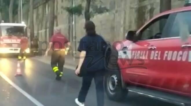 piano di sorrento sant'agnello corso italia vigili del fuoco