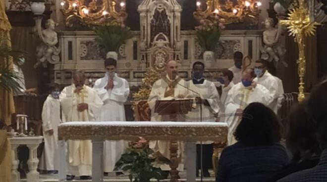 Positano. Questa sera la Messa con il Vescovo Michele Fusco