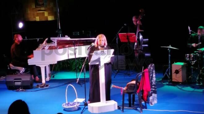 Positano Teatro Festival Antonella Morea