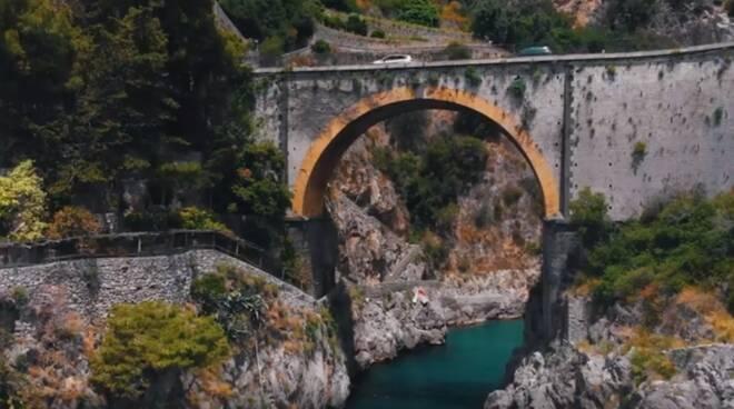 Presenti le bellezze della Costiera Amalfitana nel nuovo spot di Alitalia