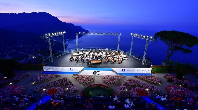 Ravello Festival, concerto all'alba a Villa Rufolo