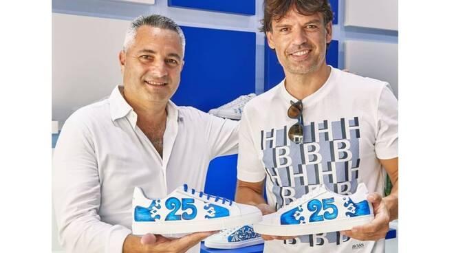 scarpe capri watch 25 anni