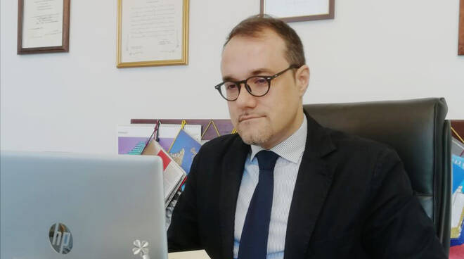 sindaco Gaetano Cimmino
