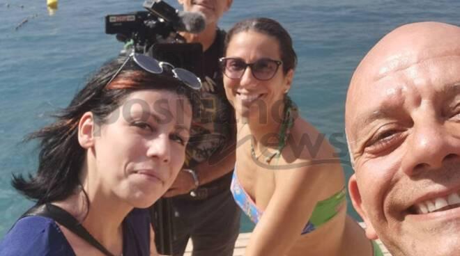 Sky Tg24 a Positano: con Gaia Bozza e Bruna Varriale allo stabilimento Grassi