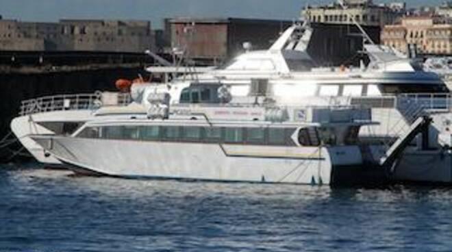 Vie del mare, parte il collegamento da Castellammare ad Amalfi