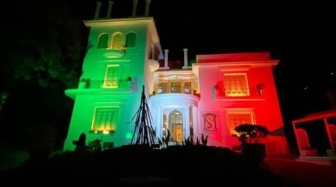 villa fiorentino tricolore