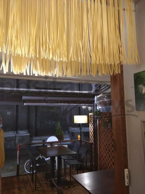 A Sorrento apre Semola, il primo ristorante della Penisola con tutto il menù a base di pasta. Anche il dolce!