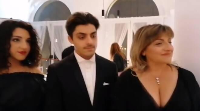 "Ad Amalfi ""Una Notte per Alfonso"" . Per Alfonso Pepe Positanonews in diretta"