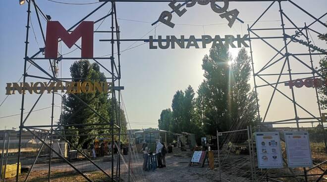 Angri. Riparte il Pessoa Luna Park, successo della ripartenza tra riciclo e innovazione