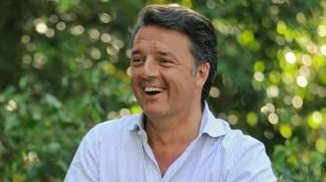 Capri. Pausa di Renzi sull'isola azzurra