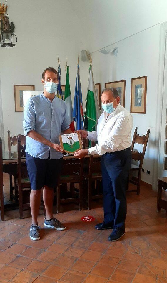 Capri. Stamattina incontro tra sindaco e Nicola Criniti