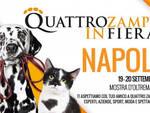Quattrozampeinfiera si parte da Napoli!
