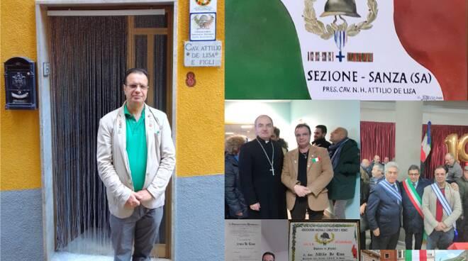 Comune di Sanza. Emergenza Coronavirus, Cav. N. H. Don Attilio De Lisa: Solidarietà a Buonabitacolo e Caselle in Pittari