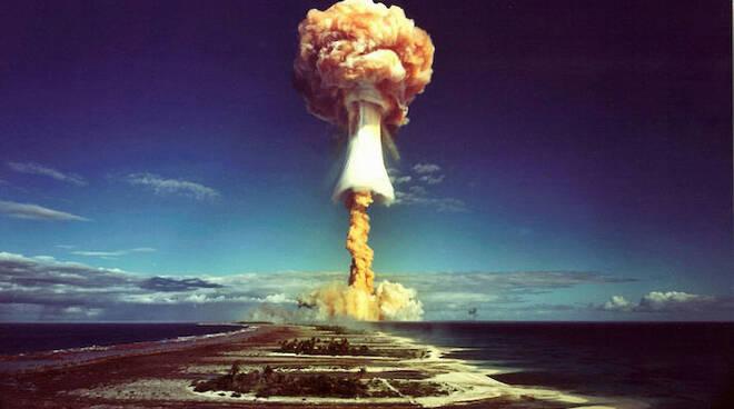 QUESTIONE NUCLEARE: Il 26 Settembre  è la giornata internazionale per l\'eliminazione totale delle armi nucleari