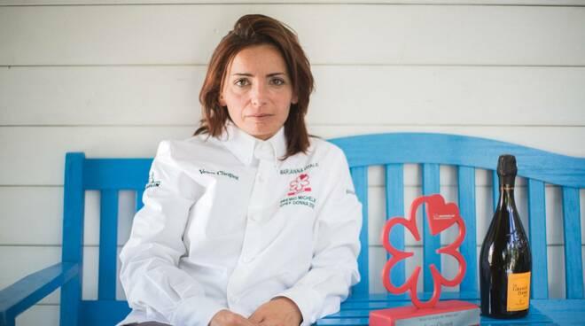 Chef Donna 2020aMarianna Vitale,Ristorante SUD, Quarto (NA), una stella Michelin dall'edizione 2012.