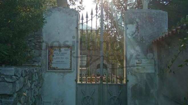 cimitero nocelle chiuso