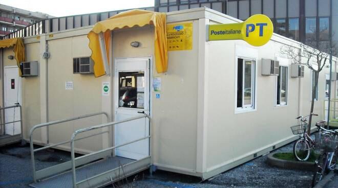 container poste italiane