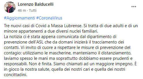 Covid Massa