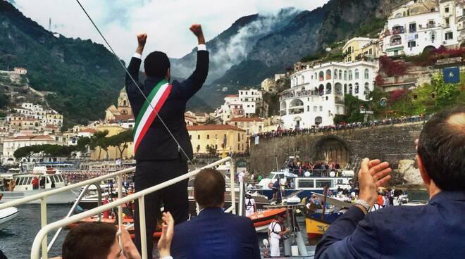 Daniele Milano riconquista la sua Amalfi con due voti