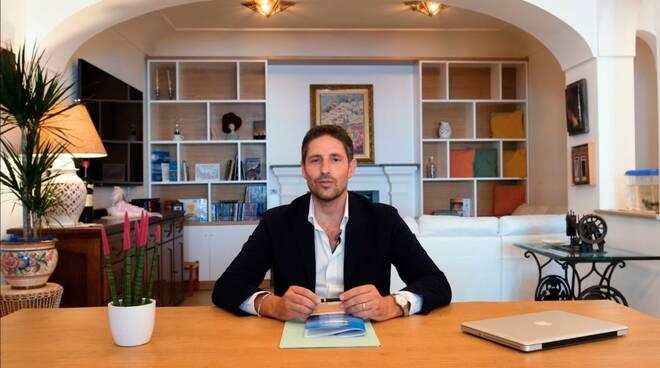 giuseppe guida candidato sindaco Positano