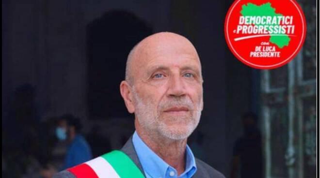 Il sindaco di Atrani Luciano de Rosa Laderchi candidato alle elezioni regionali