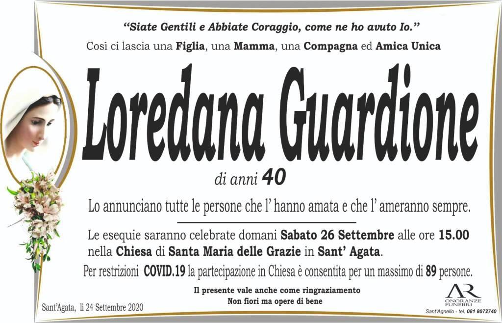 loredana guardione sant'agata