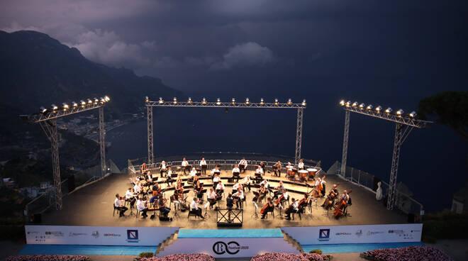 Marco Armiliato e teatro San Carlo al Ravello Festival