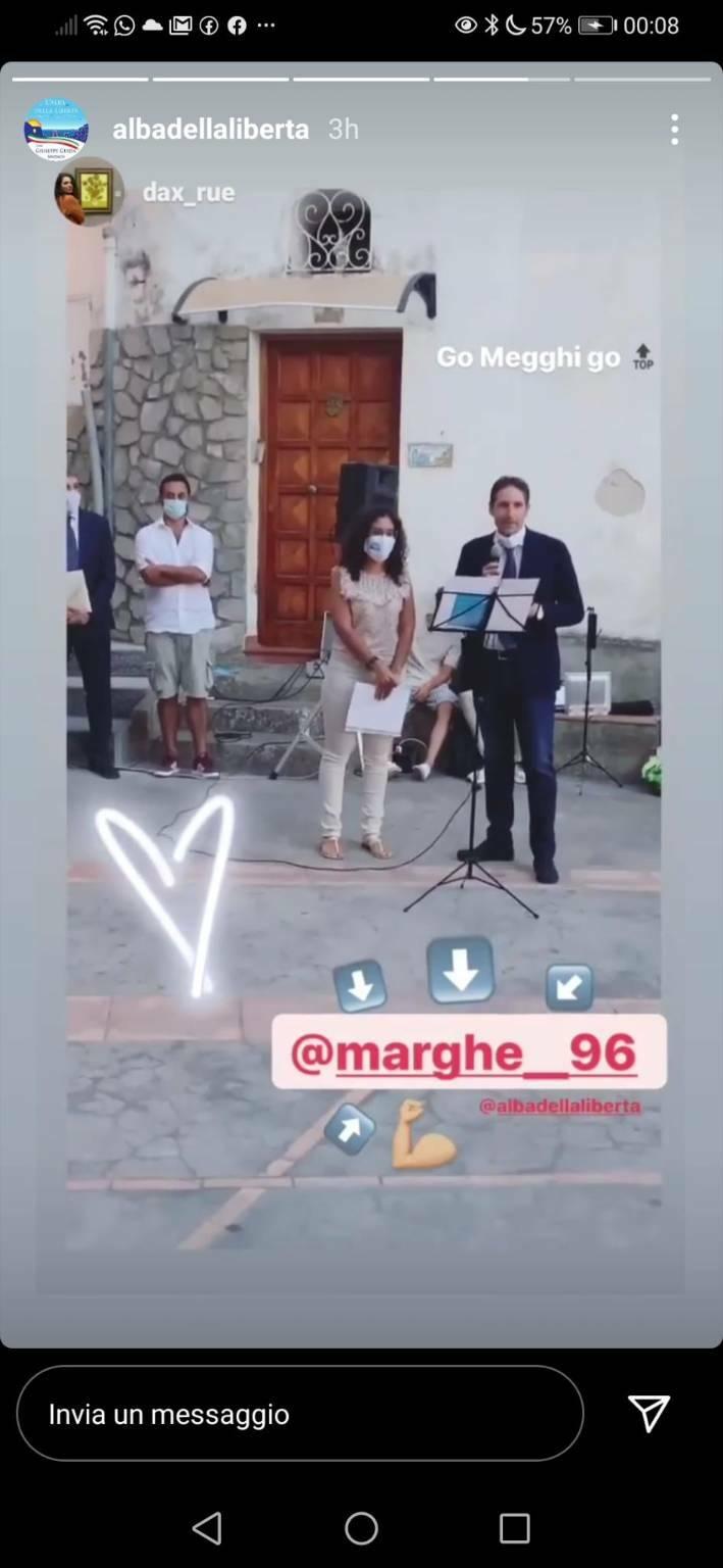 Margherita candidata