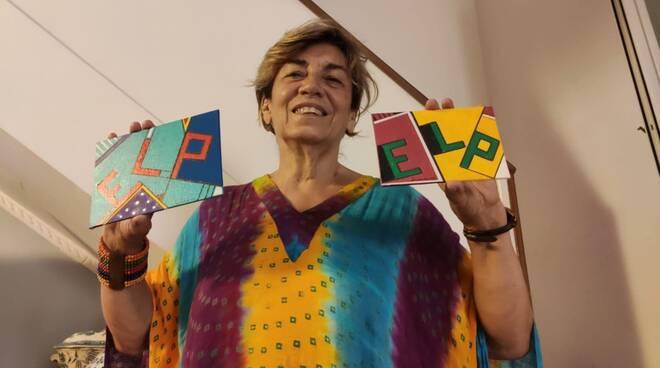 Maria Pia Daidone con ELP