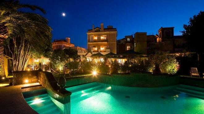 Massa Lubrense. Il ristorante Don Alfonso di Sant'Agata è tra i migliori al mondo!