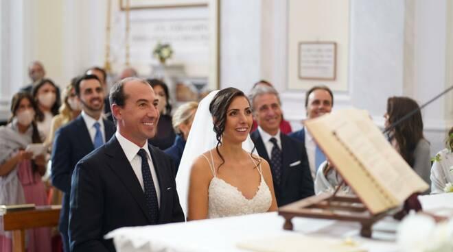 Meta. Auguri a Gianbattista Cafiero de Raho e Andreana Amicarelli per il loro matrimonio