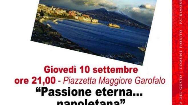 """Minori. """"Passione eterna... napoletana"""": giovedì 10 agosto il concerto in piazzetta Maggiore Garofalo"""